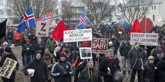 Crise en Islande