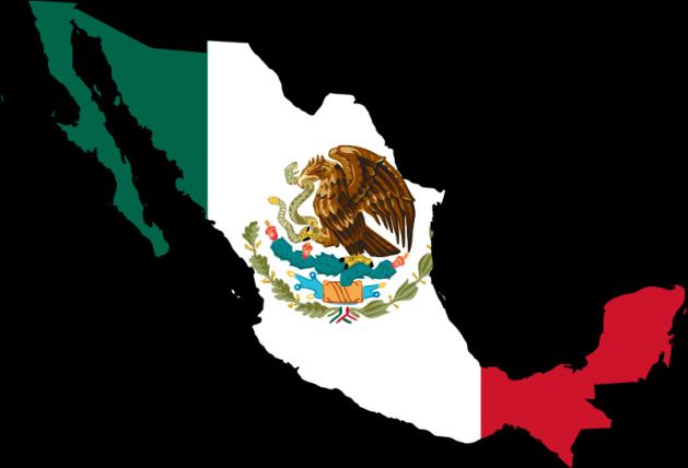 mexico_flag_map
