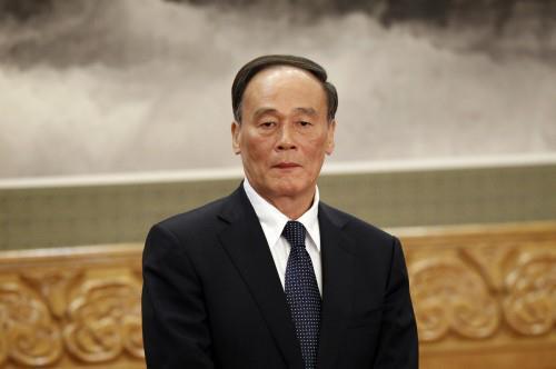 Chine : un nouveau patron pour lutter contre les ripoux